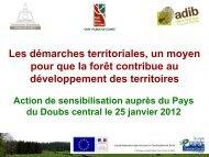 Doubs Central - Réseau Rural Français