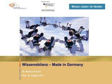Wissensbilanz – Made in Germany