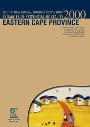 eastern cape province, 2000