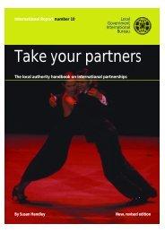 Take your partners - Lymington Twinning