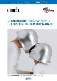 la partnership pubblico-privato e la funzione del security ... - Anmil