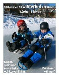 Inbjudan till Vinterkul! - Stockholm.se