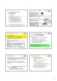 2 Conceptual Database Design Database Design:Terminology 2.1.2 ...
