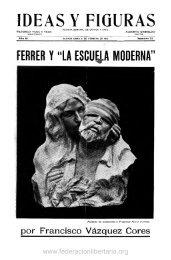 1910, febrero. Año II, nº 25. - Federacion Libertaria Argentina