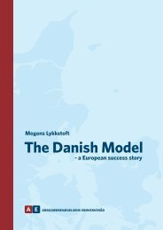 The Danish Model - a European success story