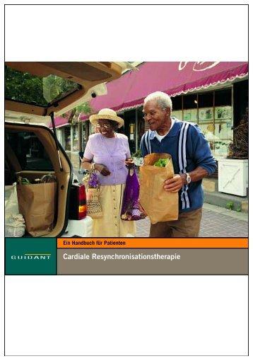 Cardiale Resynchronisationstherapie - Kardionet.de