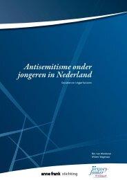 114034 Antisemitisme onder jongeren in Nederland