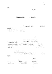 2001 劉維公撰,當代消費文化社會理論的分析架構 ... - Mail - 東吳大學