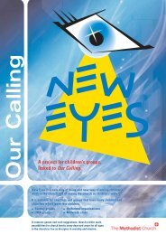 NEW EYES Link_Sept 03 - The Methodist Church of Great Britain