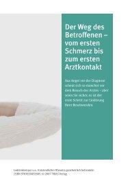 Der Weg des Betroffenen - Georg Thieme Verlag