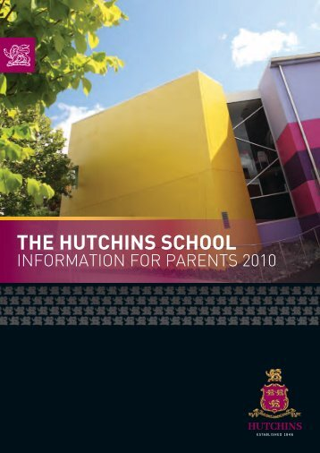 Hutchins Parent Handbook 2010.pdf