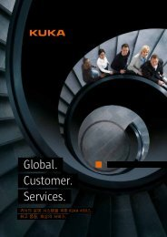 Global. Customer. Services. - KUKA Robotics