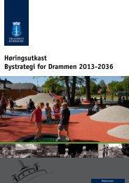 Se samlet høringsdokument (pdf) - Drammen kommune