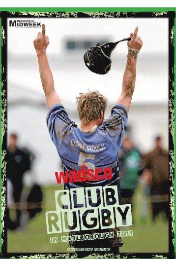 Central Rugby Club - Stuff