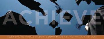 Arizona Higher Education Enterprise Brochure - Arizona State ...