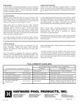 Hayward Super Star-Clear - Home - Swimming Pool Parts Filters ... - Page 4