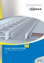 BK/BKS - Niedax Kabelverlege