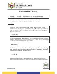 IsiXhosa FAL paper 2 - Ecexams.co.za