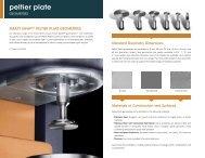 peltier plate - TA Instruments
