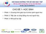 Nguyễn Phương ANh - VVOB