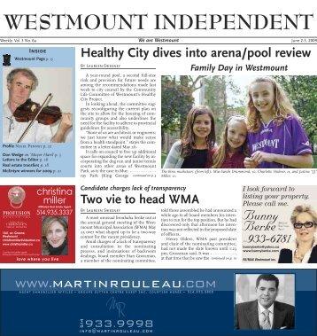 Layout 2 - Westmount Independent