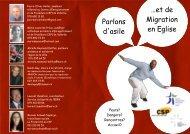 Dépliant Asile Migration 2013 - Service santé et solidarité