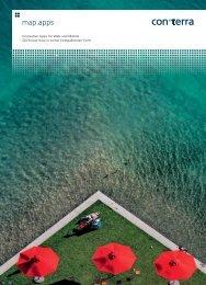Flyer map.apps (PDF) - con terra GmbH