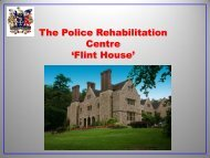 About flint house - West Midlands Police Federation