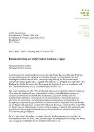 bf_gruebel_dougan.pdf (100KB) - Bruno Manser Fonds