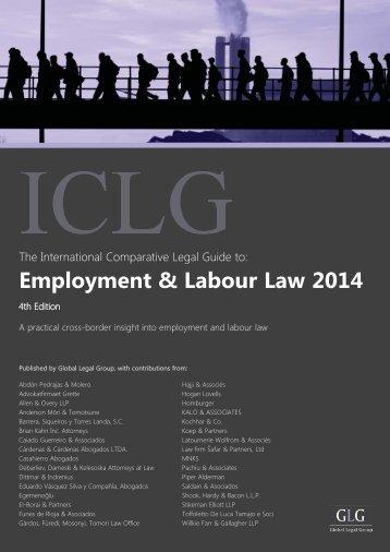 ICLG_Employment