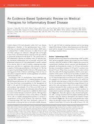 An Evidence-Based Systematic Review on Medical Therapies for ...