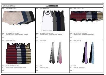 accessories - Vullo.co.uk