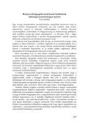 FRESLI MIHÁLY: Bizonyos közigazgatási terminusok fordításának ...