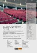 TELESKOPISKE AMFI AUDITORIESTOLER - Foraform - Page 4
