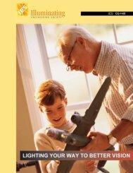 Lighting for the Aging Eye (pdf) - Illuminating Engineering Society