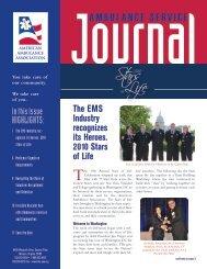 ambulance service - American Ambulance Association