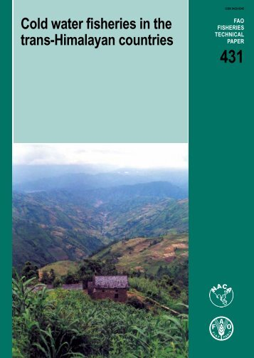 Cold water fisheries in the trans-Himalayan countries - Library ...