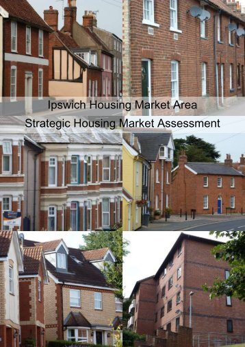 Ipswich Housing Market Area Strategic Housing Market Assessment