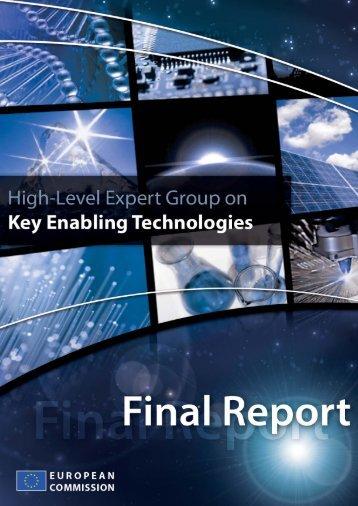 KET Final Report - KoWi