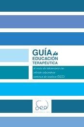 Guía de Educación Terapéutica: al inicio de tratamiento con infusión ...