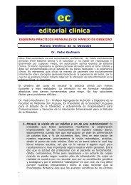 ESQUEMAS PRACTICOS MENSUALES DE MANEJO DE OBESIDAD