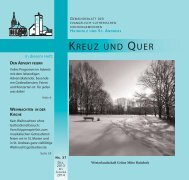 Dezember2013/Januar2014 - Ev-luth. Kirchengemeinde Hannover ...