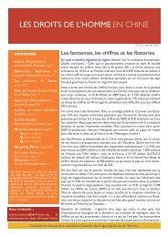 Bulletin n°53 - janvier 2011 - Ligue des droits de l'Homme