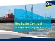 Het Schip Centraal DOWNLOAD PRESENTATIE - Port of Rotterdam