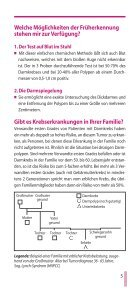 Kampf dem Darmkrebs - Gastro Liga - Page 5