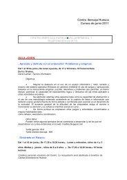 cursos junio 2011 - Ibercaja