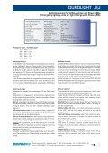 Notlichtelement für Power LED (0.5-7W / 3-12V ... - Sander elektronik - Page 3