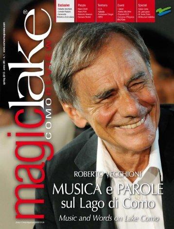 Scarica le pagine del venticinquesimo numero - Comosmagiclake.com