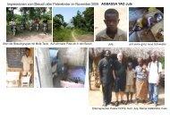 Hier klicken zum durchblättern. - Togo-Kinder Zukunftschance eV