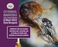 tıklayınız. - İstanbul Barosu